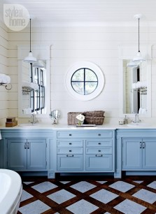 Awesome Bathroom Decor Ideas With Coastal Style 10