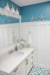 Awesome Bathroom Decor Ideas With Coastal Style 13