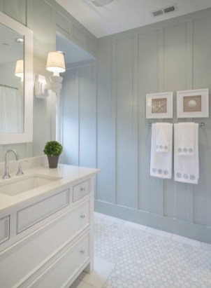 Awesome Bathroom Decor Ideas With Coastal Style 24