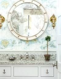 Awesome Bathroom Decor Ideas With Coastal Style 34