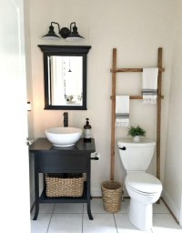 Awesome Rustic Farmhouse Vanities Ideas 02
