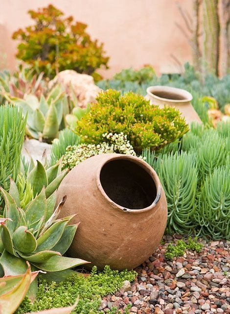 Awesome Succulent Garden Ideas For 2018 42