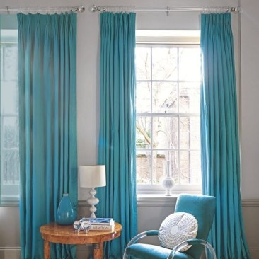Best Ideas To Decorate Your Big Window 11