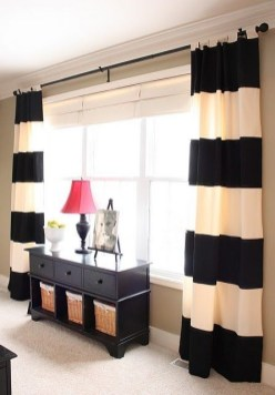 Best Ideas To Decorate Your Big Window 20