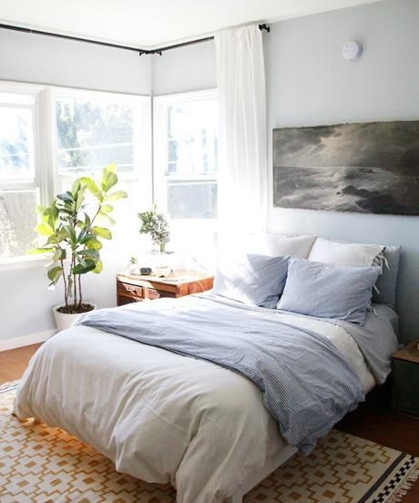 Best Ideas To Decorate Your Big Window 23