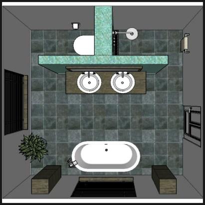 Brilliant Bathroom Remodel Ideas And Makeover Design 09