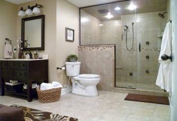 Brilliant Bathroom Remodel Ideas And Makeover Design 19