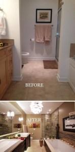 Brilliant Bathroom Remodel Ideas And Makeover Design 28