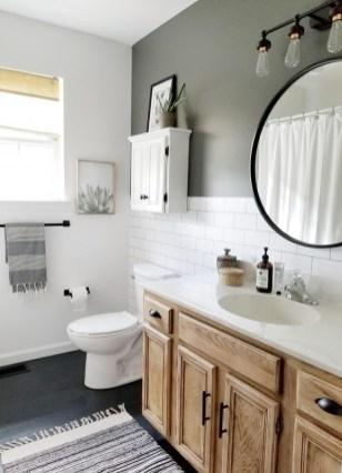 Brilliant Bathroom Remodel Ideas And Makeover Design 32