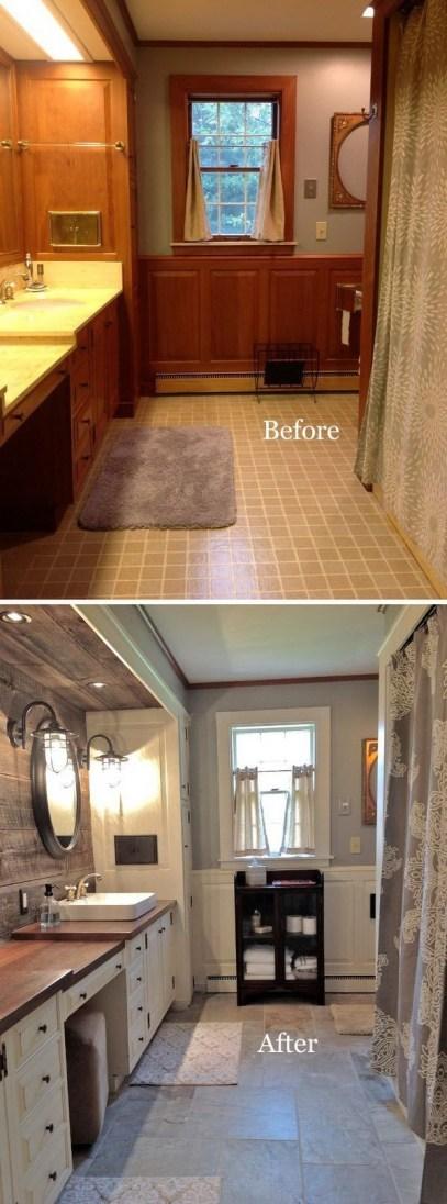 Brilliant Bathroom Remodel Ideas And Makeover Design 47
