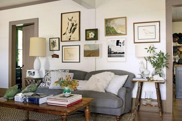 Comfy And Casual Farmhouse Home Design Ideas 01