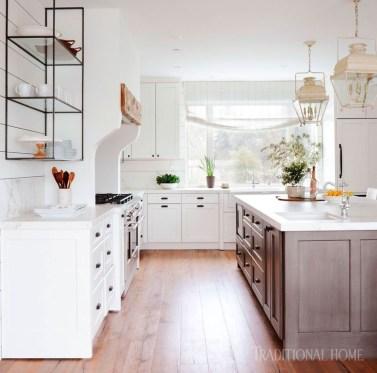 Comfy And Casual Farmhouse Home Design Ideas 10