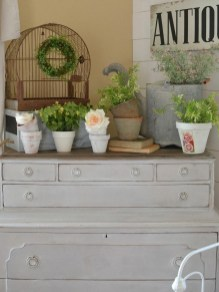 Comfy And Casual Farmhouse Home Design Ideas 28