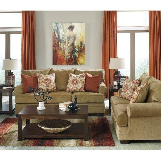 Comfy Rustic Living Room Decor Ideas 47