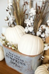 Cozy Fall Porch Farmhouse Style 13