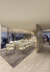 Creative Dining Room Rug Design Ideas 19