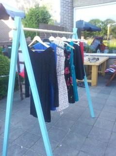 Easy And Practical Clothing Racks For Casual Décor Ideas 28