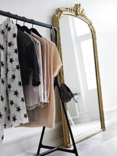 Easy And Practical Clothing Racks For Casual Décor Ideas 31
