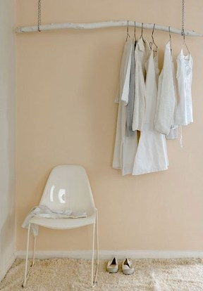 Easy And Practical Clothing Racks For Casual Décor Ideas 36