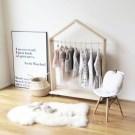 Easy And Practical Clothing Racks For Casual Décor Ideas 39