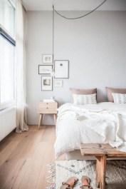 Easy Minimalist And Cozy Bedroom Decor Ideas 03