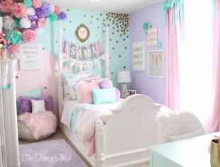 Fancy Girl Bedroom Design Ideas To Inspire You 05
