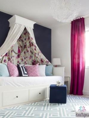 Fancy Girl Bedroom Design Ideas To Inspire You 15