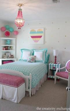Fancy Girl Bedroom Design Ideas To Inspire You 31