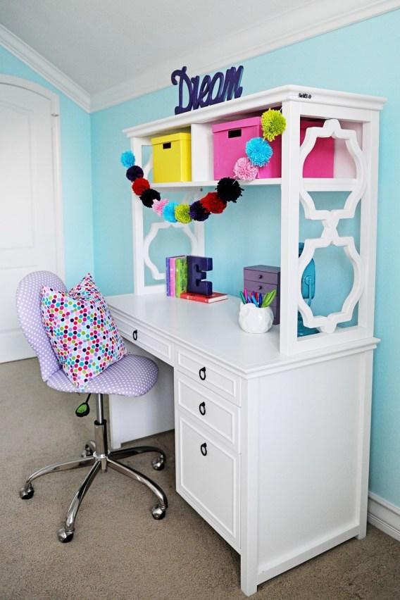 Fancy Girl Bedroom Design Ideas To Inspire You 41