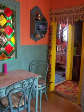 Inspiring Bohemian Style Kitchen Decor Ideas 23