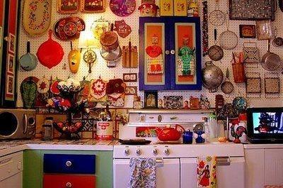 Inspiring Bohemian Style Kitchen Decor Ideas 24