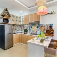 Inspiring Bohemian Style Kitchen Decor Ideas 27