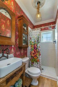 Inspiring Bohemian Style Kitchen Decor Ideas 40