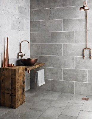 Luxury Black And White Bathroom Design Ideas 23