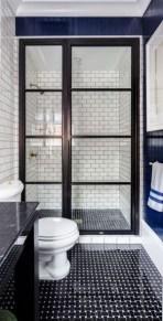 Luxury Black And White Bathroom Design Ideas 36