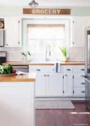 Magnificient Spring Kitchen Decor Ideas 13