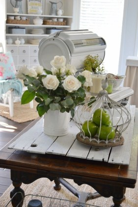Magnificient Spring Kitchen Decor Ideas 15