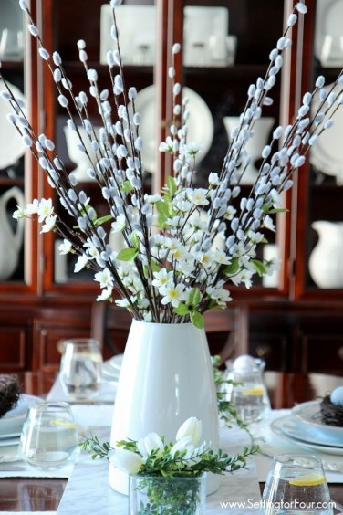 Magnificient Spring Kitchen Decor Ideas 36