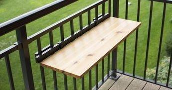 Perfect Small Balcony Design Ideas 26