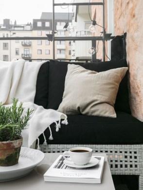 Perfect Small Balcony Design Ideas 31