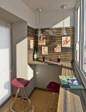 Perfect Small Balcony Design Ideas 35