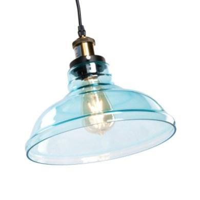 Pretty Aqua Pendant Lamp Ideas 01