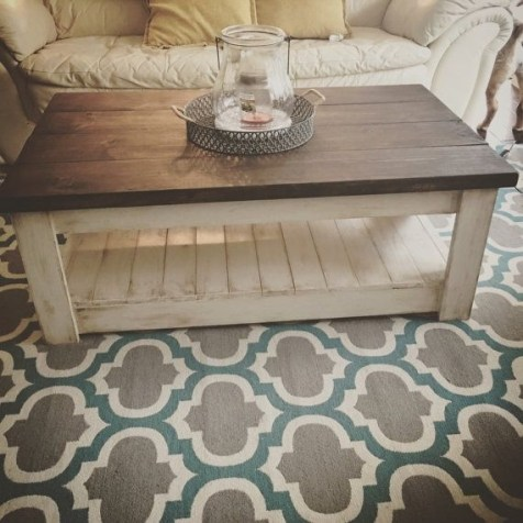 Stunning Coffee Table Design Ideas 10
