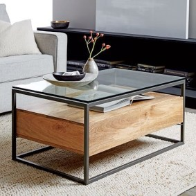 Stunning Coffee Table Design Ideas 34