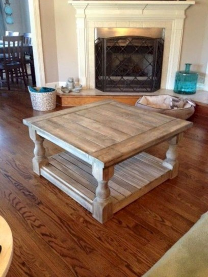 Stunning Coffee Table Design Ideas 35