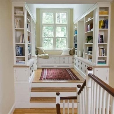 Unique Staircase Landings Featuring Creative Use Of Space 03