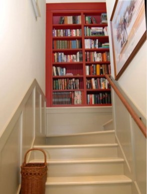 Unique Staircase Landings Featuring Creative Use Of Space 34
