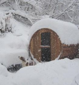 Wonderful Home Sauna Design Ideas 05