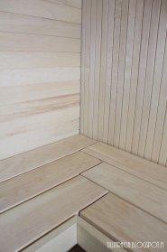 Wonderful Home Sauna Design Ideas 38