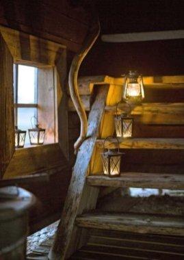 Wonderful Home Sauna Design Ideas 41
